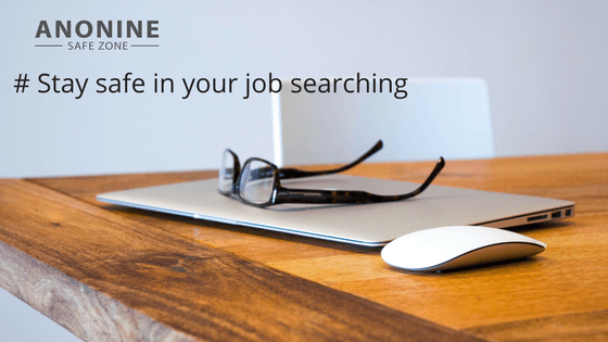 How to Stay Safe in your Job Search